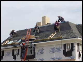 Roof Installation Logo