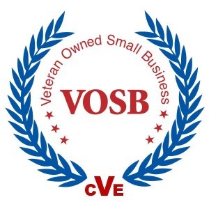 Veteran Owned Chicago Small Business Logo